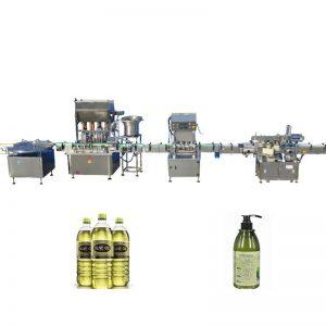 100ml - 1000ml Makinë mbushëse e vajit të lubrifikimit të vargut