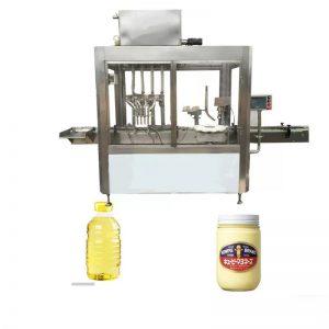 Makinë mbushëse e vajit të ullirit 220V 1.5kw