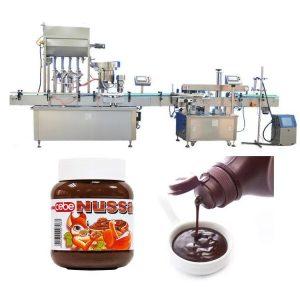 Makinë automatike për mbushjen e shisheve të domates 10ml