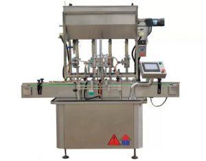 Makinë mbushëse shishe standarde e CE CE
