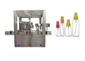Plotësisht automatik për mbushjen e parfumeve me ekran me ngjyra të ekranit