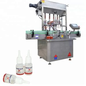 Makinë automatike për mbushjen e shisheve me zam