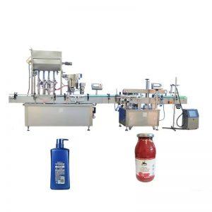 Makinë mbushëse e mjaltit me shpejtësi të lartë e përdorur në farmaceutikë