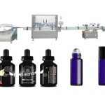 Makinë mbushëse e vajit esencial mjekësor me Panelin e funksionimit të ekranit me prekje me ngjyra