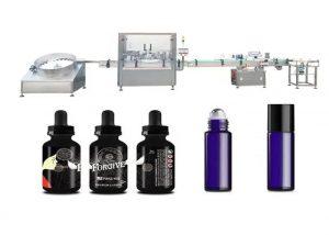 Makinë mbushëse e vajit esencial mjekësor