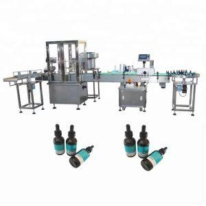 Makinë mbushëse vaji esencial për shishe qelqi 30ml
