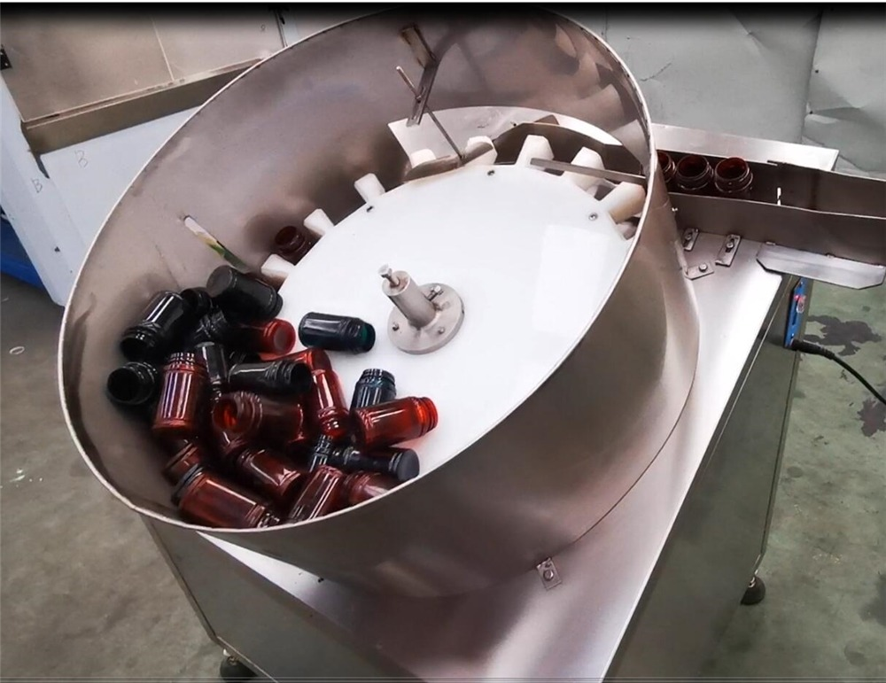 NP-SL60 krerë të dyfishtë që numërojnë pilula me mbushje kapsulash të makinës