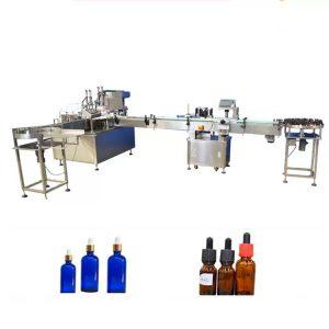 PLC Kontrolli i makinës mbushëse të shisheve të naftës thelbësore