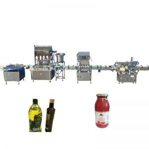 Makinë mbushëse e vajit esencial të kontrollit PLC