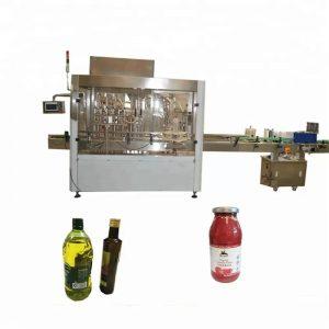 PLC Kontrolli PET për mbushjen dhe shishen e makinës