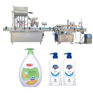 Makineritë për mbushjen e shisheve Industri të industrive farmaceutike
