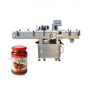 Makinë për etiketimin e produkteve të shisheve të rrumbullakëta
