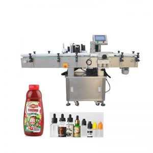 Paketimi dhe Makina e Etiketimit të Produkteve të rrumbullakëta
