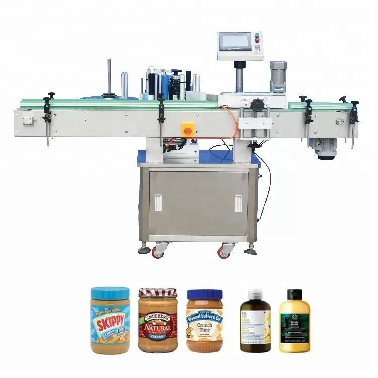 Makinë për etiketimin e shisheve vertikale - Vetë vertikale për ilaç