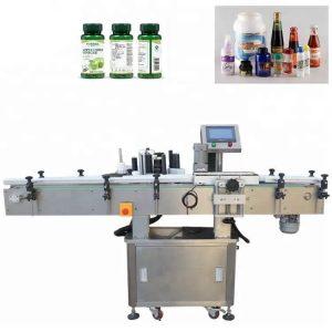 Makinë e etiketimit vertikale nga çeliku inox vertikal